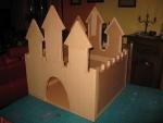 Château en construction