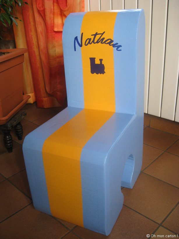 chaise nathan
